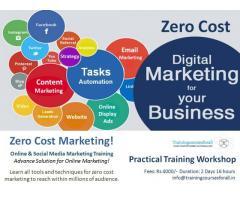 Zero Cost System for Digital Marketing
